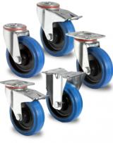 Zwenkwielen Flightcases