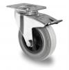 Zwenkwiel met rem 125x38mm P4R2R0N