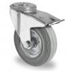 Zwenkwiel met rem 100x27mm SWR2R0N
